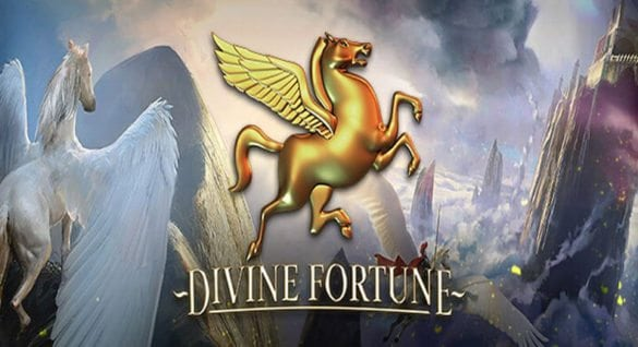 Divine Fortune Video Slot from NetEnt