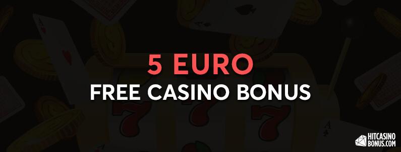 бонус 5 казино