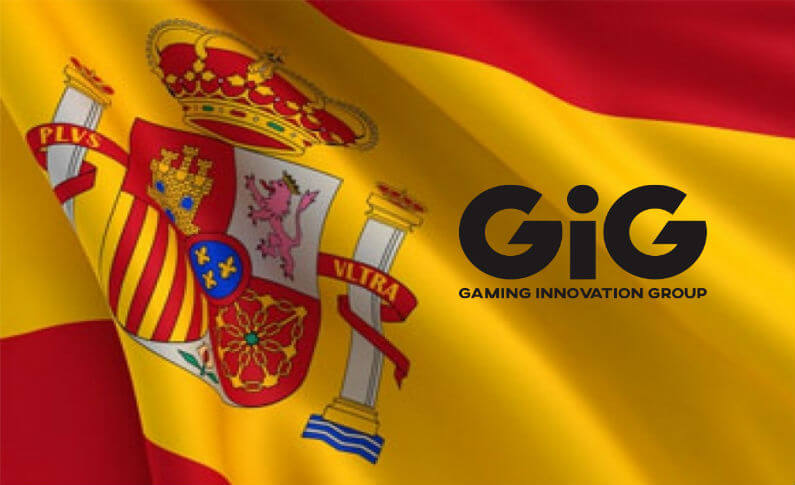GiG Gets New Licenses and Enters the Spanish Market